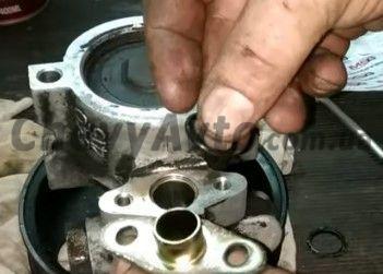 Ремонтируем или меняем насос ГУР Chevrolet Aveo