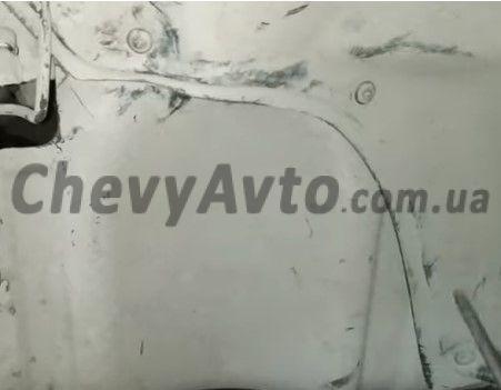 Демонтируем трубки тормозной системы Chevrolet Aveo