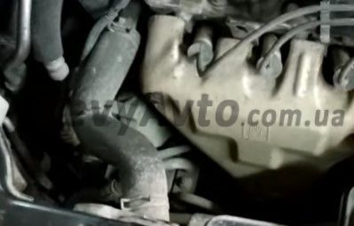 Сливаем жидкость ГУР Chevrolet Aveo