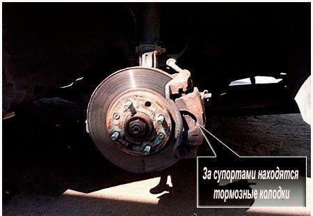 Снимаем колесо Шевроле Авео