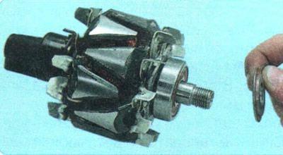 Проверяем ротор Шевроле Лачетти