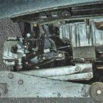 Приподымаем двигатель Шевроле Авео