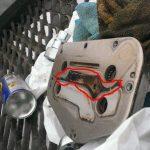 Очистка внутренней части теплообменника Шевроле Круз
