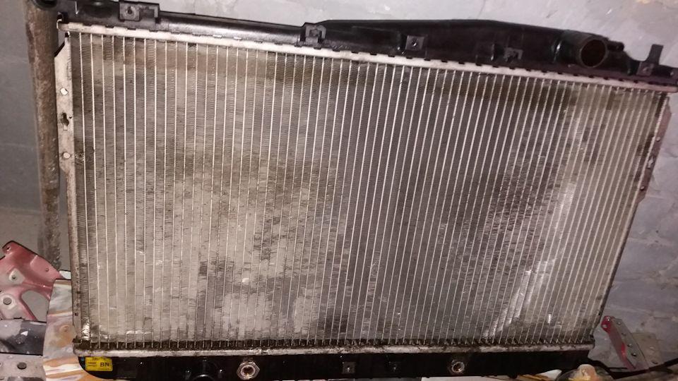 Радиатор Шевроле Эпика