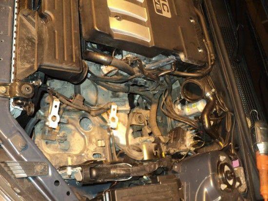 Замена сцепления Chevrolet Epica