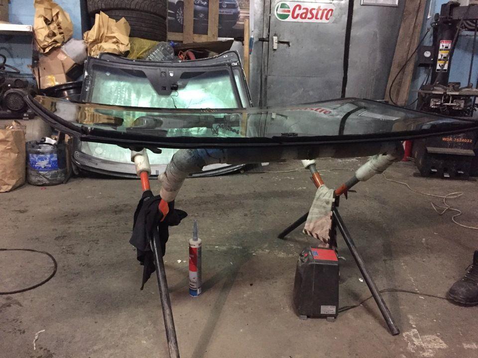 Замена стекла Chevrolet Captiva