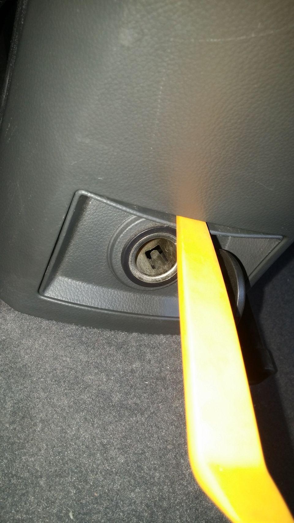 Замена тросов стояночного тормоза Chevrolet Cruze