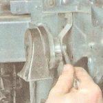 Замена звукового сигнала Chevrolet Cruze