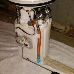 Вынимаем топливный насос Киа Сид
