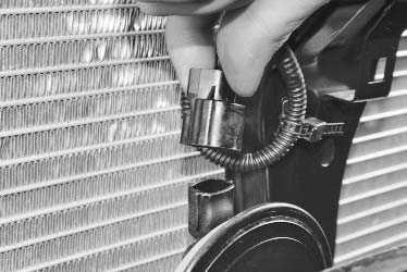 Питание звукового сигнала Киа Сид
