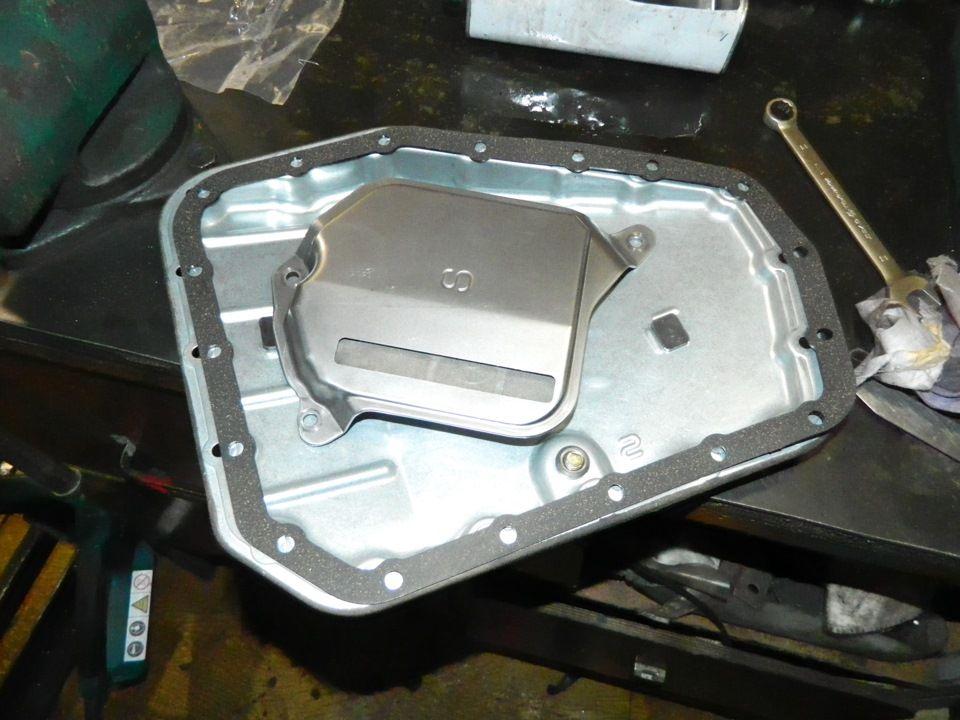 Фильтр АКПП Chevrolet Cruze