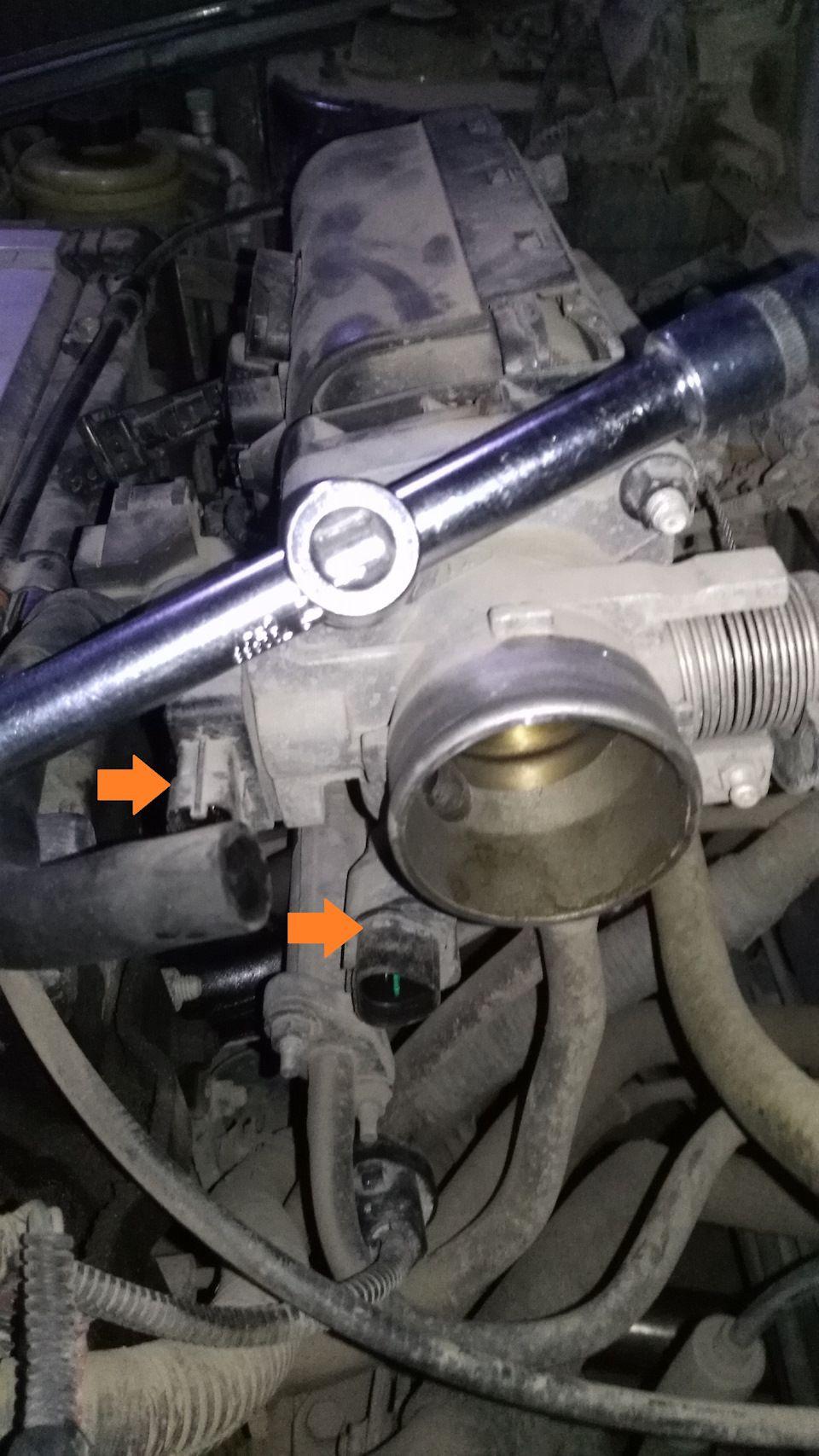 Замена форсунок Hyundai Accent