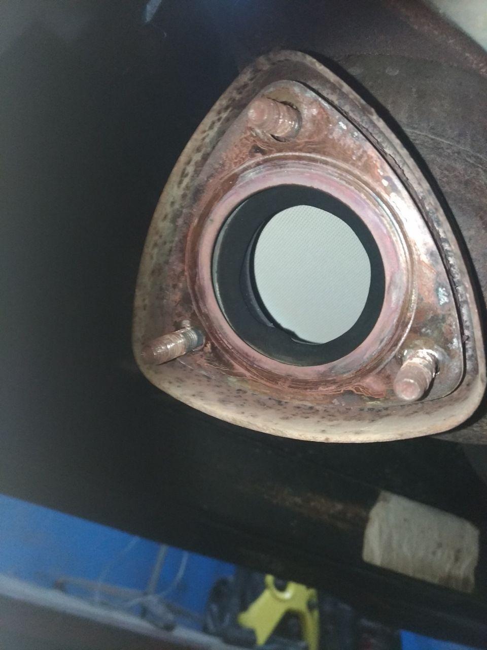 Крепление глушителя Chevrolet Cruze