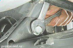 Крепление рычага подвески Kia Ceed
