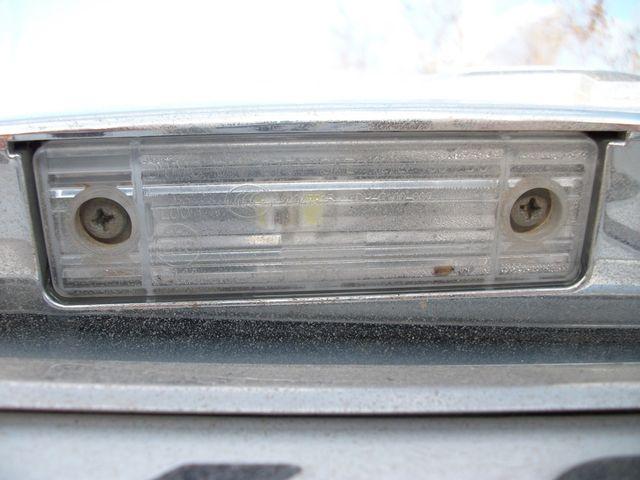 Подсветка номерного знака Шевроле Круз