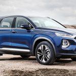 Внешний вид Hyundai Santa Fe 2020
