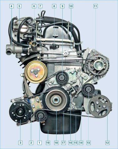 Мотор Нива